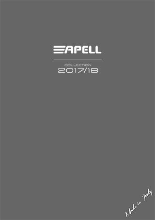 Catalogo Listino APELL - Gennaio 2018