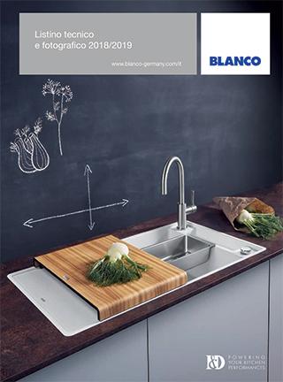 Catalogo Listino BLANCO - Luglio 2018