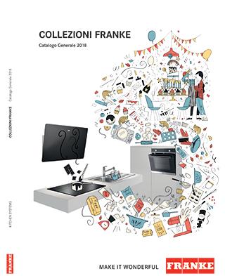 Catalogo Listino FRANKE - Maggio 2018