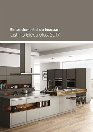 Catalogo Listino ELECTROLUX - Settembre 2017