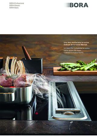Catalogo bora settembre 2015 for Bora elettrodomestici