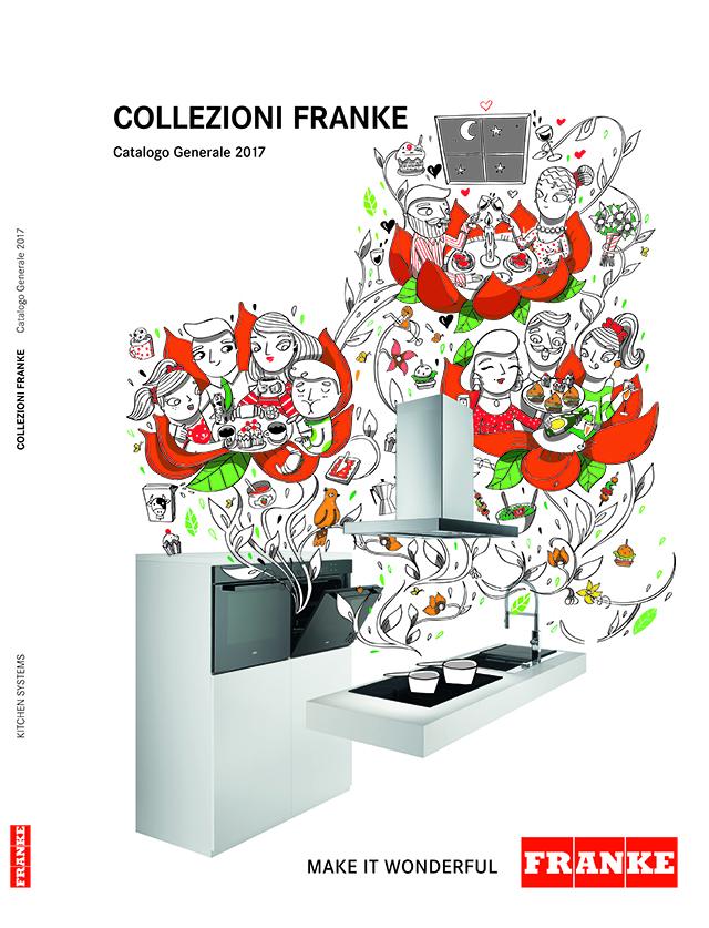 Catalogo Listino FRANKE - Aprile 2017
