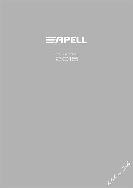Catalogo Listino APELL - Gennaio 2015