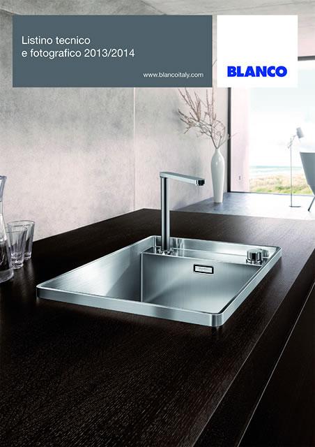 Catalogo Listino BLANCO - Aprile 2013