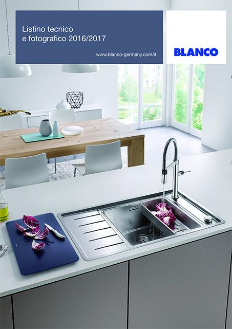 Catalogo Listino BLANCO - Aprile 2016