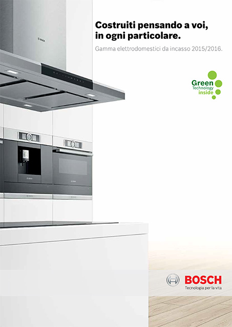 Catalogo Listino Bosch Retail Febbraio 2015