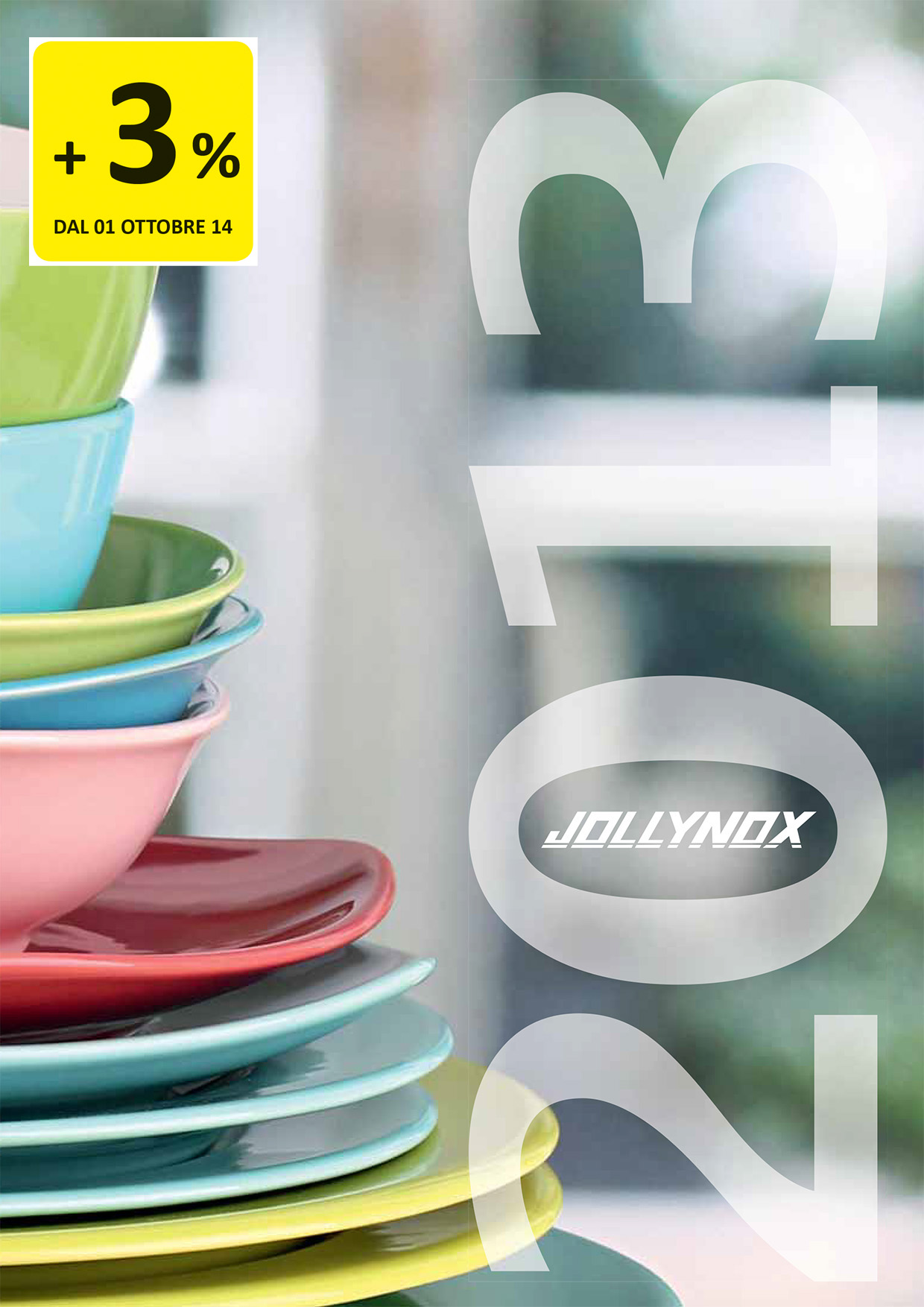 Catalogo Listino JOLLYNOX - Ottobre 2014