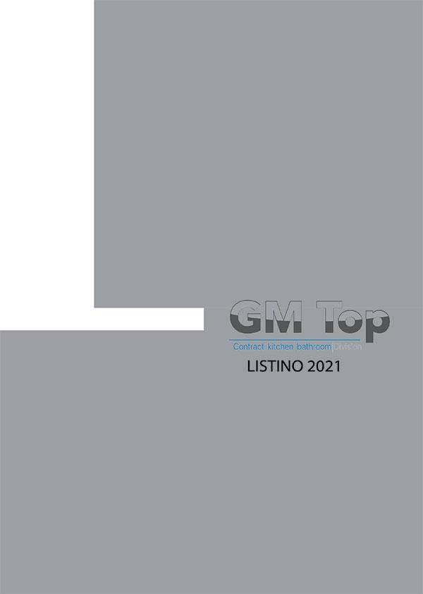 Catalogo Listino GMTOP - Maggio 2021