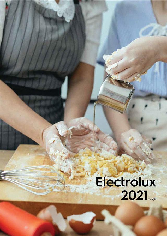 Catalogo Listino ELECTROLUX - Maggio 2021